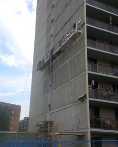 High Rise Building Repair by Weathertech